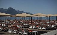 Rusya- turist- Antalya