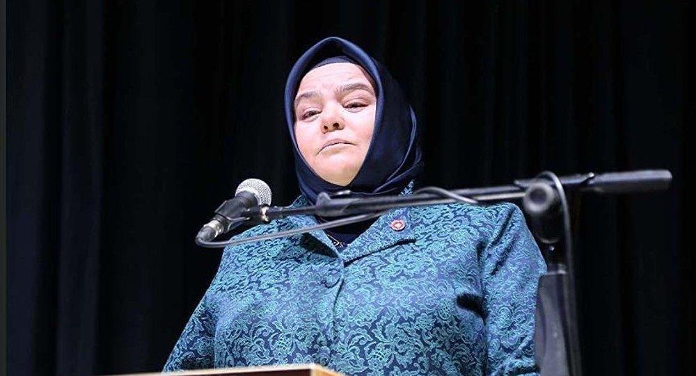 Cumhurbaşkanı Başdanışmanı Prof. Dr. Ayşen Gürcan