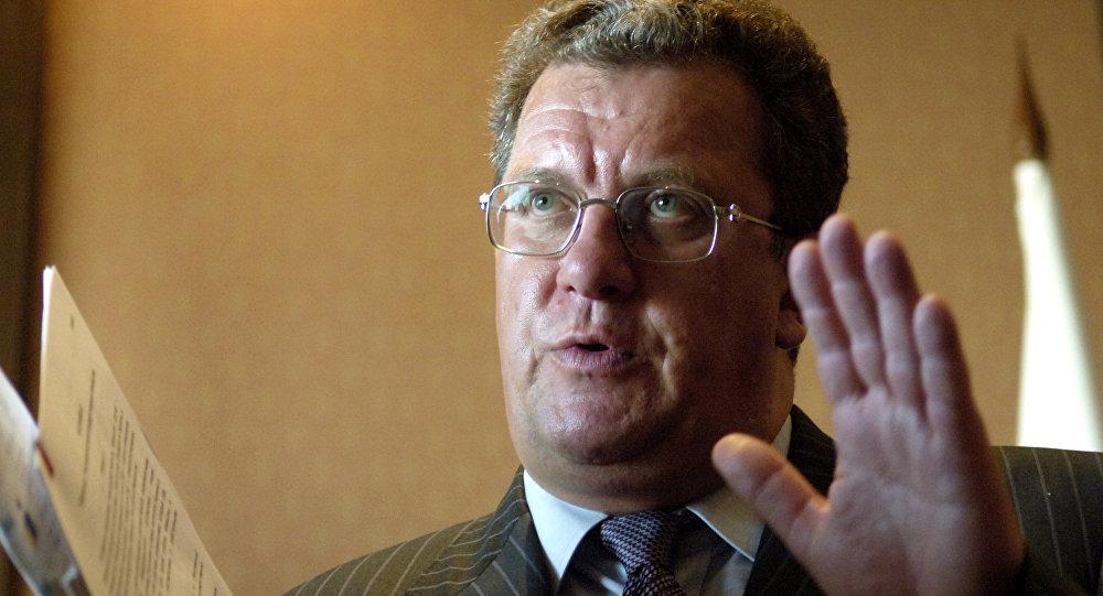 Rusya Başbakan Yardımcısı Sergey Prihodko