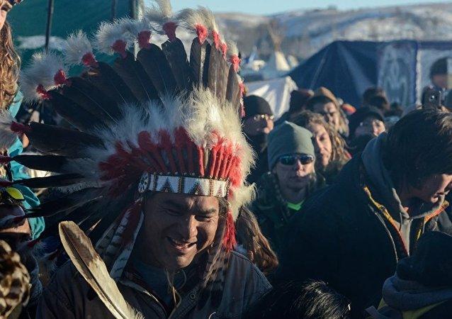 Kuzey Dakota yerlileri