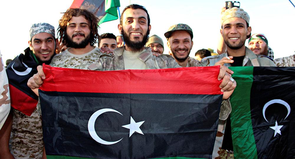 IŞİD'i Sirte'den çıkarmayı başaran Libya askerleri