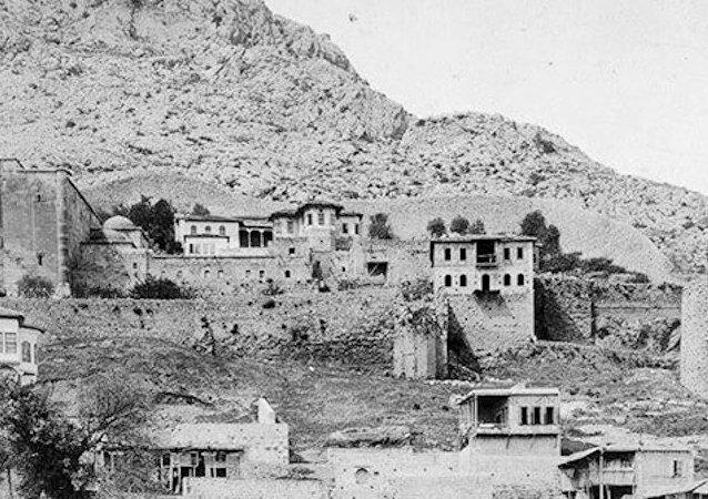 Kilikya Ermeni Katolikosluğu'na ait mülkler