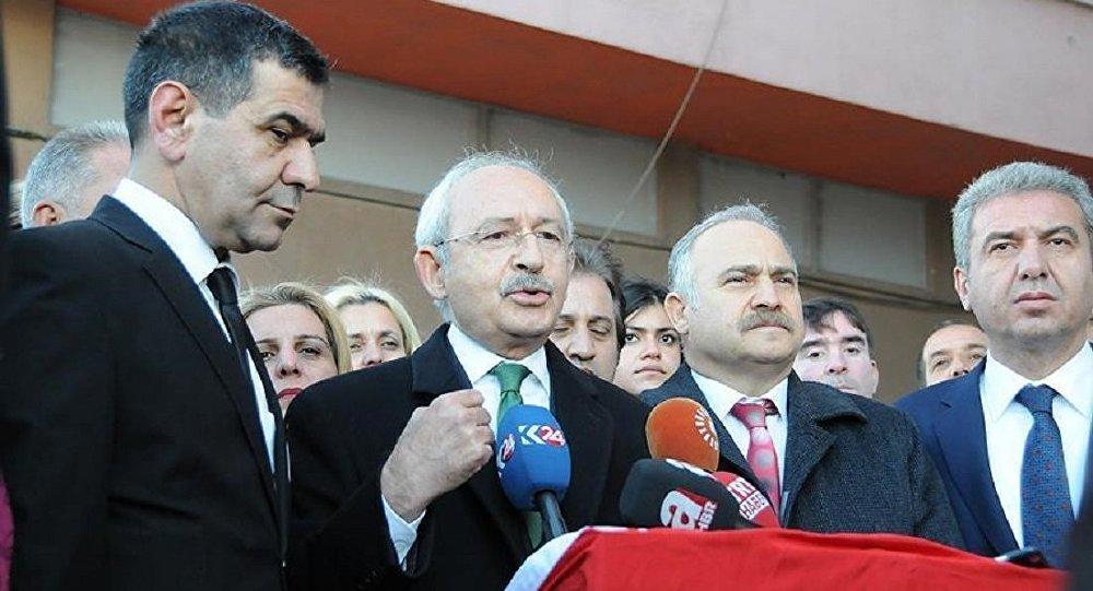 CHP Genel Başkanı Kemal Kılıçdaroğlu, Diyarbakır'da açıklamalarda bulundu