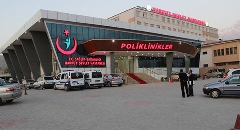 Elazığ Harput Devlet Hastanesi