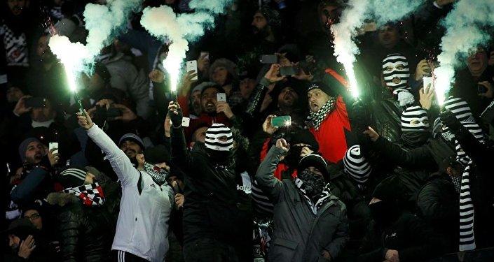 Beşiktaş taraftarı