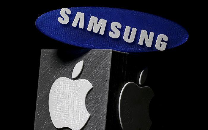 Samsung'dan Apple'a reklam savaşı