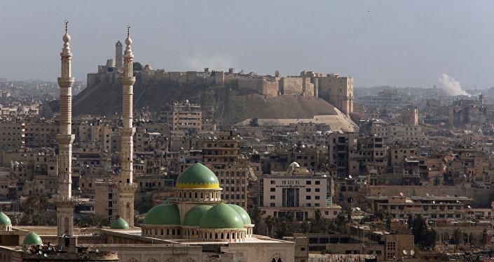 Halep kalesi ve Eski Halep bölgesi