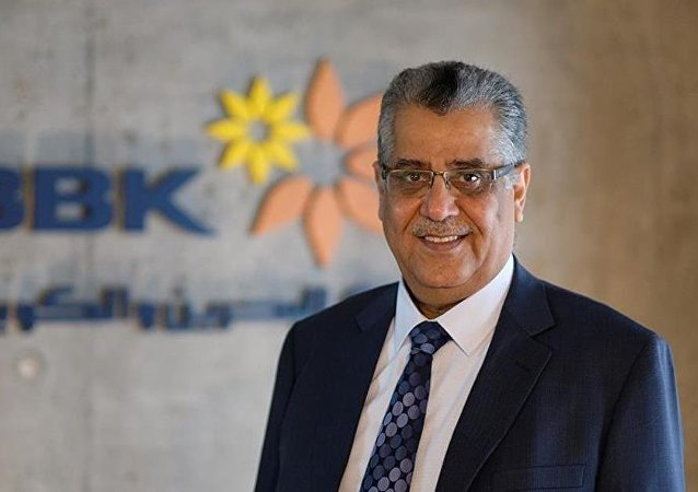 Bank of Bahrain and Kuwait Üst Yöneticisi (CEO) Reyadh Sater