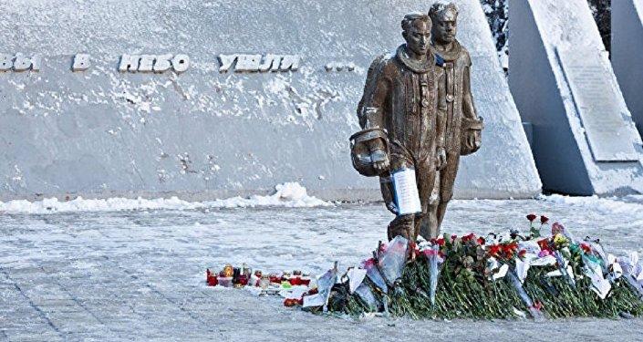 Düşürülen Rus uçağının pilotu Peşkov'un anısına sergi açıldı