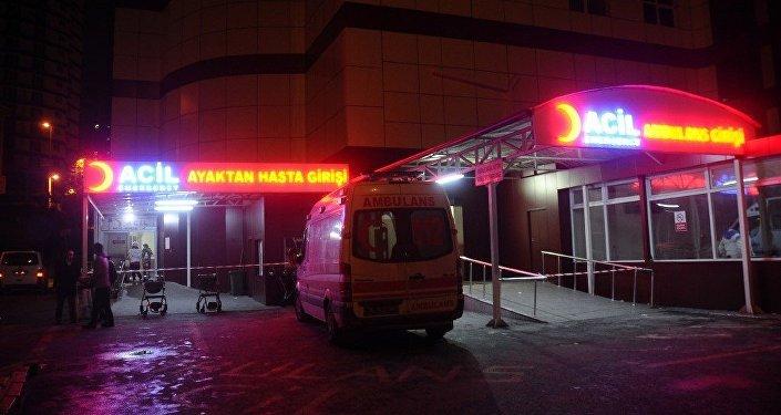 hastane -acil