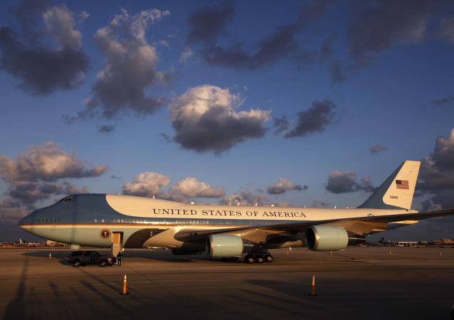 ABD Başkanlık uçağı Air Force One