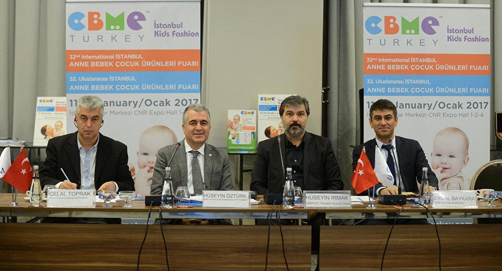 Türkiye Moda ve Hazır Giyim Federasyonu Yönetim Kurulu Başkanı Hüseyin Öztürk
