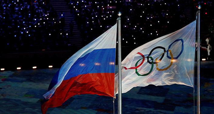 Rusya - Olimpiyat Oyunları