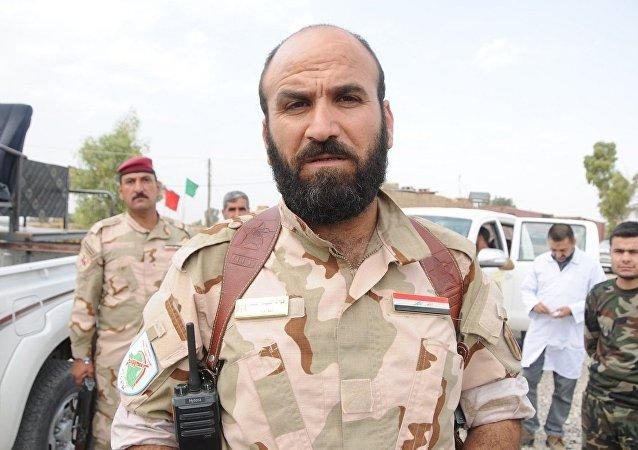 Haşdi Şabi komutanı Ebu Tahir Ali