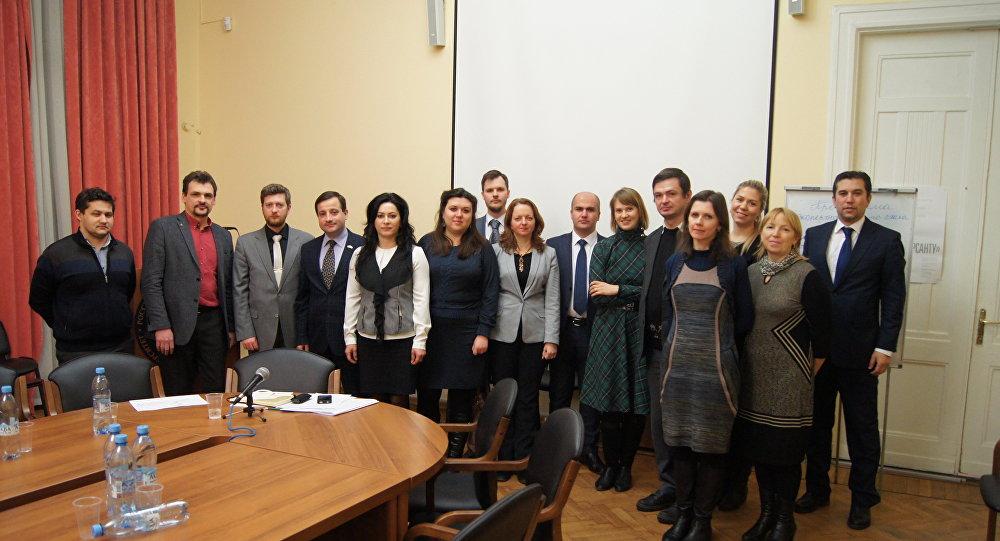 Rusya ve Türkiye: Bir yıl sonra konulu bir yuvarlak masası