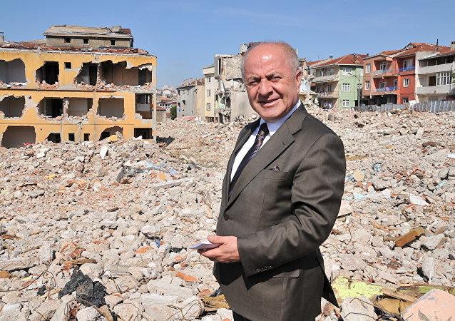 Eski Kadıköy Belediye Başkanı Selami Öztürk