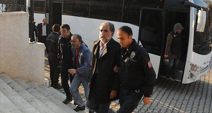 Artuklu Belediye Başkanı Mehmet Emin Irmak