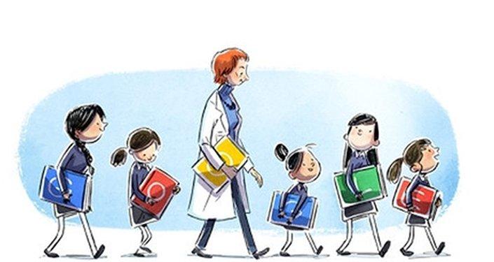 Google eğitimci, doktor Türkan Saylan'ın doğumgününü unutmadı. Kendini öğrencilere adayan Saylan için özel bir doodle hazırlandı.