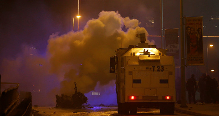 Beşiktaş saldırısı