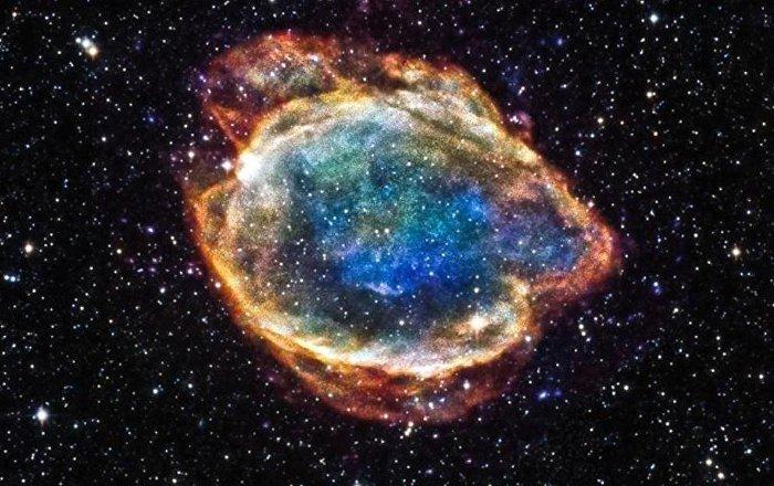Rus bilim insanları Güneş sisteminin yakınlarında süpernova patlaması olduğunu tespit etti