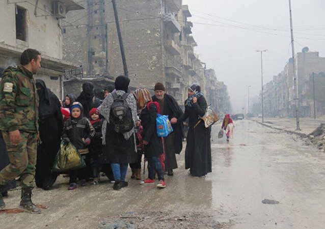 Suriye ordusu Halep'te