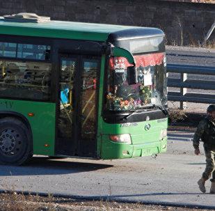 Rusya- Suriye- Halep