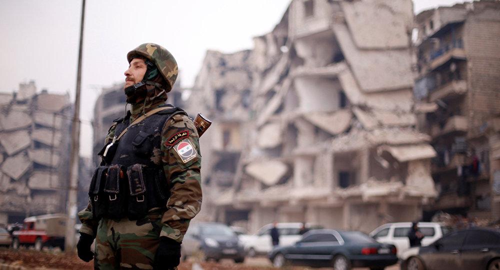 Halep- Suriye- tahliye