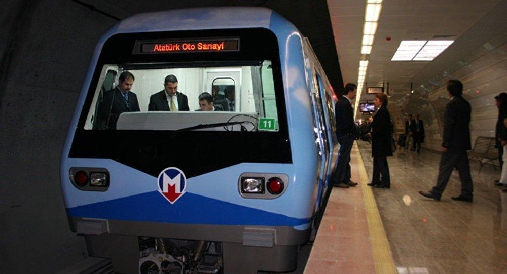 Metro - İstanbul