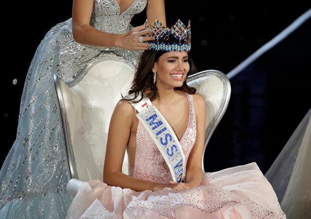 ABD'de düzenlenen 2016 Dünya Güzellik Yarışması