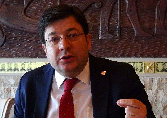 CHP Çanakkale Milletvekili Muharrem Erkek