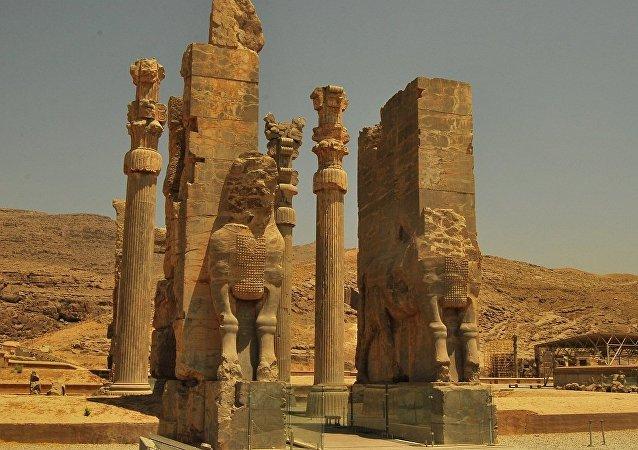 İran'da arkeolojik çalışmalar
