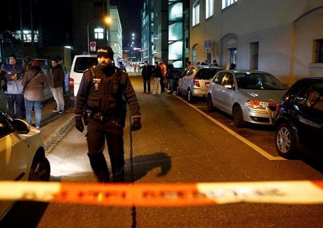 İsviçre - cami saldırı
