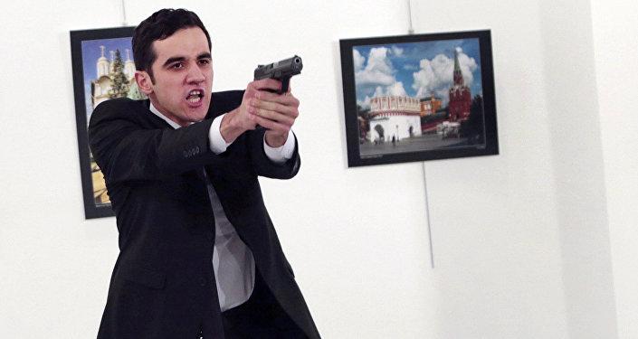 Andrey Karlov'u öldüren polis memuru Mert Altıntaş