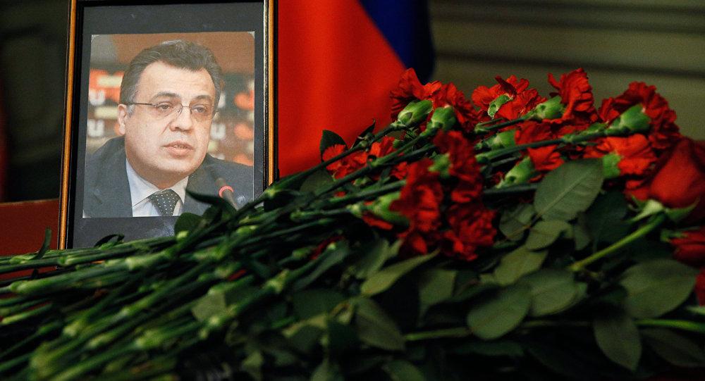Nazım Hikmet Dostluk Ödülü, Büyükelçi Karlov'a