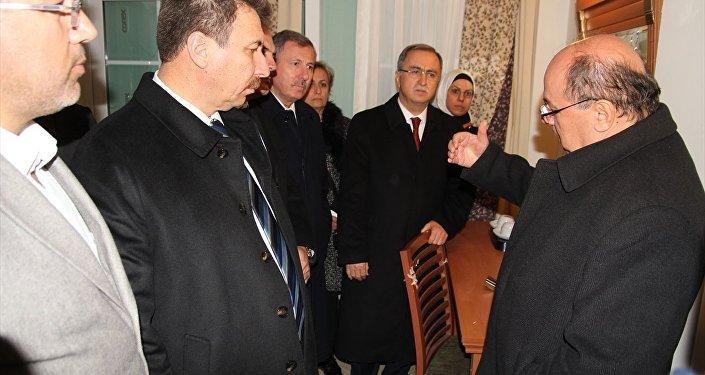 Darbe Girişimini Araştırma Komisyonu Üyeleri Marmaris'te