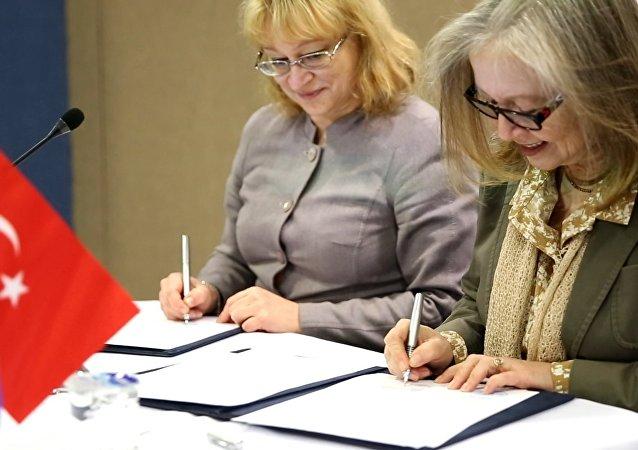 Okan Üniversitesi Tuzla Kampüsü'nde, 19 Aralık 2016 tarihinde imzalanan Moskova Puşkin Enstitüsü Türkiye Temsilciliği İmza Töreni'nin ardından Okan Üniversitesi Rus dili seviye sınavının Türkiye'deki düzenleme merkezi oldu.