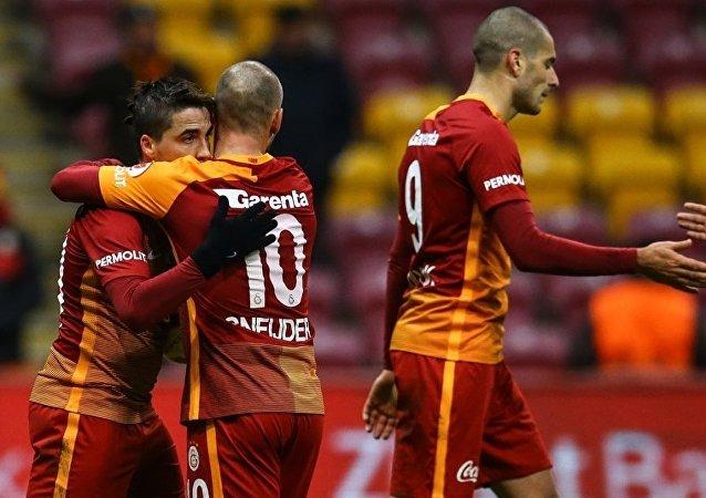 Galatasaray -Tuzlaspor