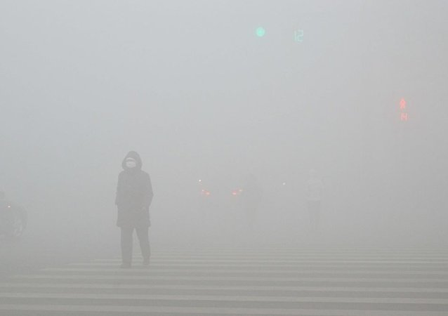 Çin - hava kirliliği