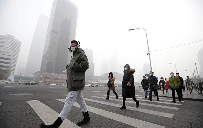 'Bişkek'in havası, Pekin'den iki kat daha kirli'