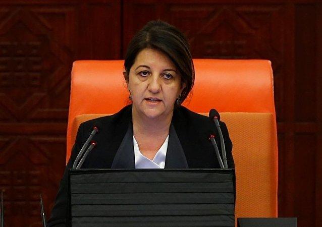 HDP'li Pervin Buldan