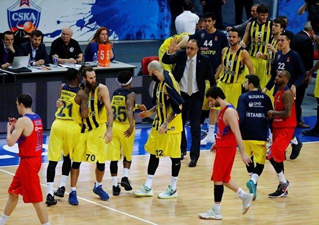 CSKA Moskova - Fenerbahçe