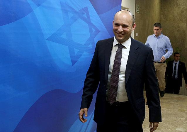 İsrail Eğitim Bakanı Naftali Bennett