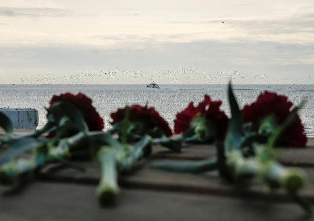 Karadeniz'de düşen Rus Tu-154 uçağı