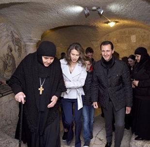Suriyeli asker, Halepin özgürleştirilmesinin ardından 5 yıldır görmediği ailesine kavuştu