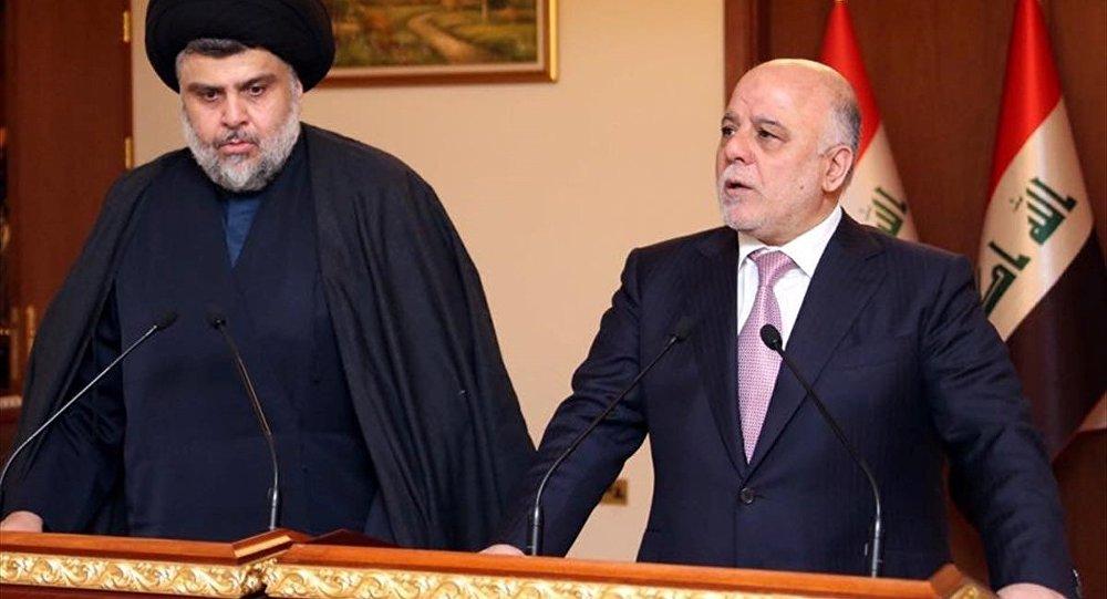 Sadr'dan El İbadi'ye Destek
