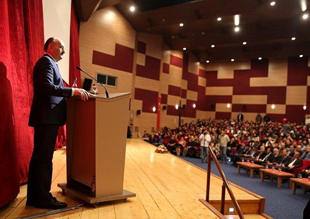 Çalışma Bakanı Mehmet Müezzinoğlu