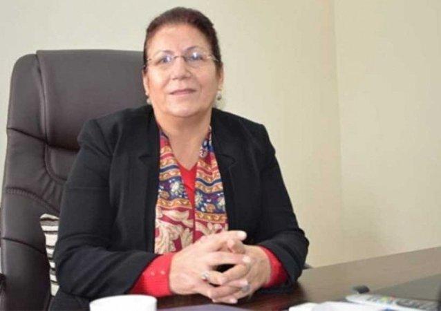 Ağrı Belediye Eşbaşkanı Mukaddes Kubilay