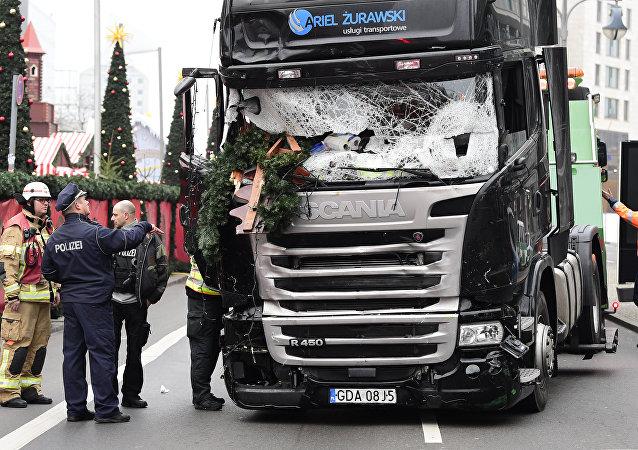 Berlin'deki terör saldırıları