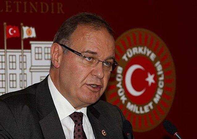 CHP Tekirdağ Milletvekili Faik Öztrak