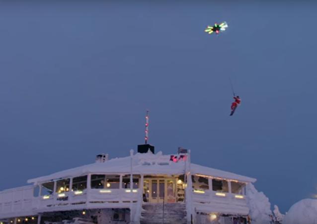 Dünyanın yolcu taşıyabilen ilk insansız hava aracı